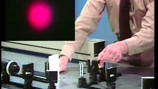 Optics: Fringe Contrast - Polarization Difference | MIT Video Demonstrations In Lasers And Optics