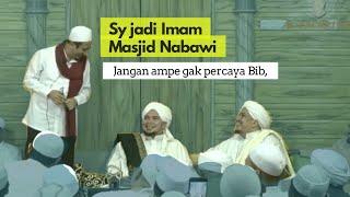 Video Ust Yusuf Mansur cerita menjadi Imam Masjid Nabawi - di hadapan Habib Jindan dan Habib Ahmad MP3, 3GP, MP4, WEBM, AVI, FLV Juni 2019