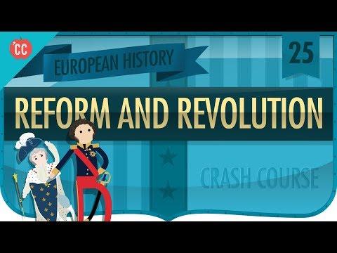 Reform and Revolution 1815-1848: Crash Course European History #25