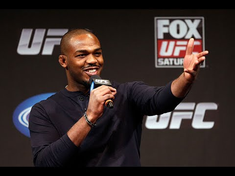 UFC 169: Fight Club Q&A with Jon Jones