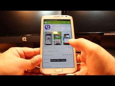 Viber for mobile