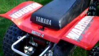 8. 1987 Yamaha Warrior 350cc