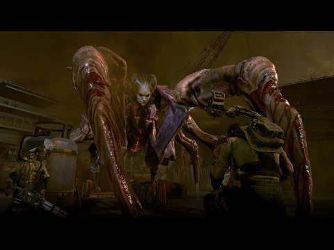 XCOM Creator's Phoenix Point: 8 Minute Boss Battle Gameplay (видео)