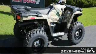 10. 2017 Polaris Sportsman 570 Pursuit Camo  - Action Power S...