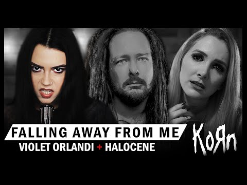 """Korn  """"Falling Away From Me"""" Cover by Violet Orlandi"""