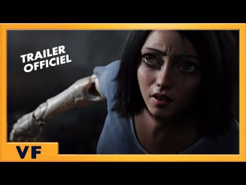 Alita : Battle Angel - Bande-annonce 1 VF