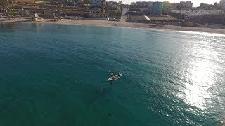 شاطئ يافا الساحر ضمن الحلقة الـ12 من سلسلة معالم من بلدي