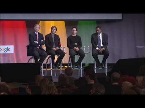 Google Annual Stockholders Meeting 2008