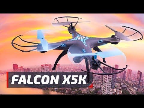 Квадрокоптер Pilotage Falcon X5K с камерой, электро, RTF
