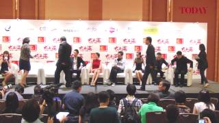 Nonton The Last Tycoon Press Conference, December 4, 2012 Film Subtitle Indonesia Streaming Movie Download