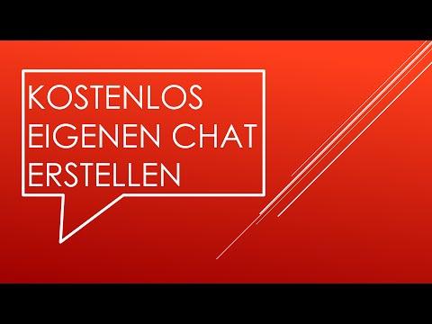 Kostenlos eigenen Chat erstellen (WebKicks) [1080p] – Einsteigertauglich.de