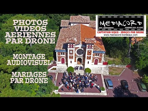 Photos aériennes par drone PHANTOM