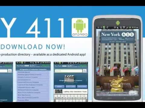 Video of NY 411