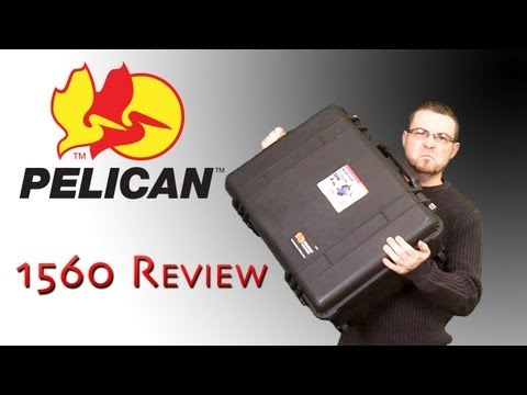 desctructoid - Pelican 1560 Case Review **This product was provided to me free of charge from the manufacturer to review for you. Manufacturer: Pelican - http://www.pelican...