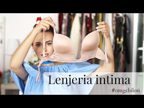 Bazele garderobei - lenjeria intima #omgchiloti