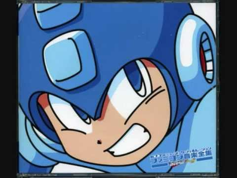 MEGAMAN 5 Dr.WILY STAGE MAP MUSIC OST