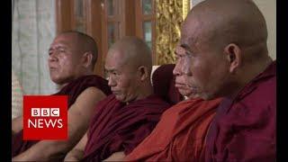 Video Rohingya crisis: Meeting Myanmar's hardline Buddhist monks - BBC News MP3, 3GP, MP4, WEBM, AVI, FLV Januari 2018