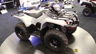 10. 2018 Yamaha Kodiak 450 Recreational ATV - Walkaround - 2017 Drummondville ATV Show