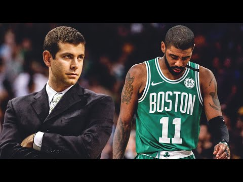 Celtics Fans, Kyrie Irving Is Not