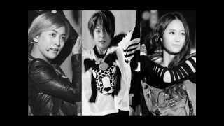 F(x) - Beautiful Stranger [Amber+Luna+Krystal] / 에프엑스 - 뷰티풀스트레인저