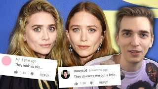 Catching Up With The Olsen Twins