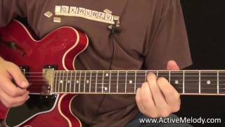 Download Lagu B.B. King's Guitar Style - Guitar Lesson Mp3