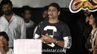 Sasi and Shaam at Salim Movie Audio Launch