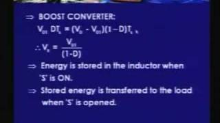 Lecture - 20 Power Electronics