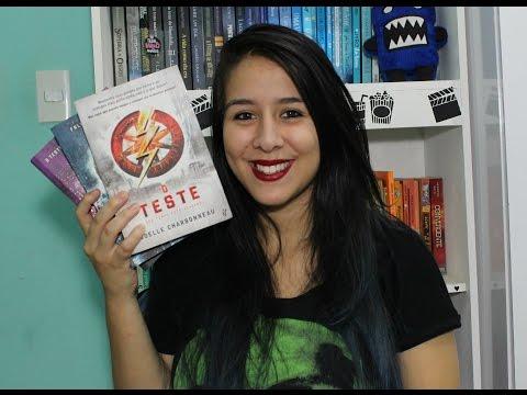 RESENHA | Trilogia O Teste + Sorteio