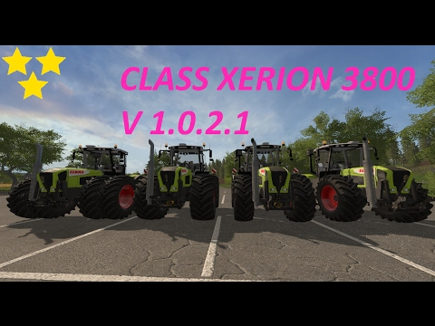 CLASS XERION 3800 v1.0.2.1