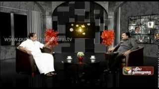 Agni Paritchai : Tamilaruvi Manian (26/01/2014) - Part 2 - Puthiya Thalaimurai TV