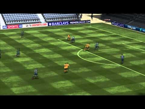 супер гол в FIFA 13