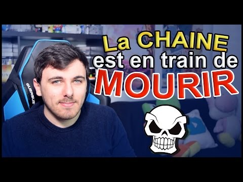 La CHAÎNE est en train de MOURIR (видео)