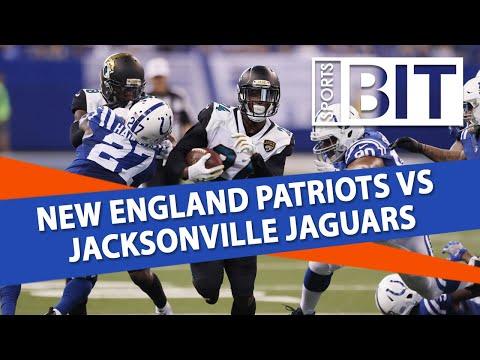 New England Patriots vs Jacksonville Jaguars | Sports BIT Clip | NFL Betting Tips