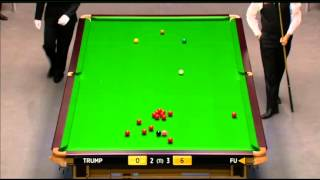 Judd Trump - Marco Fu (Full Match) Snooker Masters 2014 - Round 1