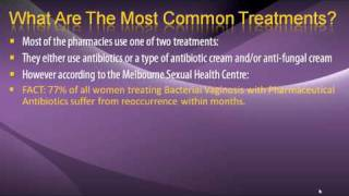 how do you treat bacterial vaginosis