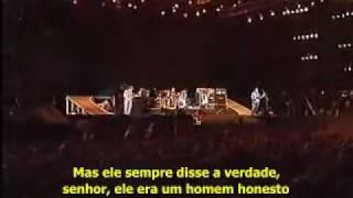 Red Hot Chili Peppers Brandy LEGENDADO