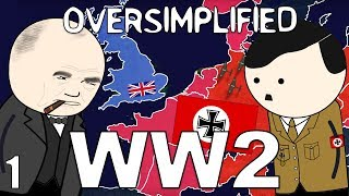 Video WW2 - OverSimplified (Part 1) MP3, 3GP, MP4, WEBM, AVI, FLV Januari 2019