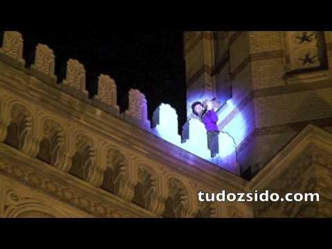Smúzeumok éjszakája: Hegedűs a háztetőn