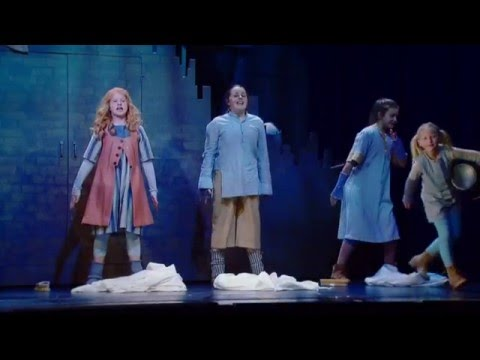 Trailer zur Produktion ANNIE am Salzburger Landestheater