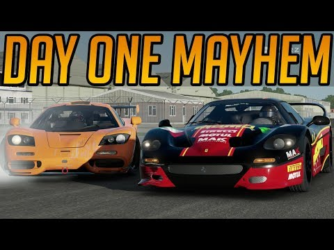Forza 7 Multiplayer Mayhem