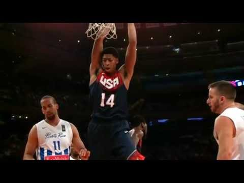 Puerto Rico - Check out the best slow mo action between Team USA and Puerto Rico through the lens of our Phantom camera! About USA Basketball Based in Colorado Springs, Colo., USA Basketball is a nonprofit...