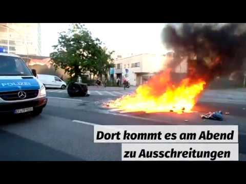 Hamburg: G20-Demo