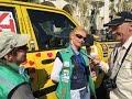 Rallye Aïcha des Gazelles 2016, Nice Départ de nos Gazelles n°207
