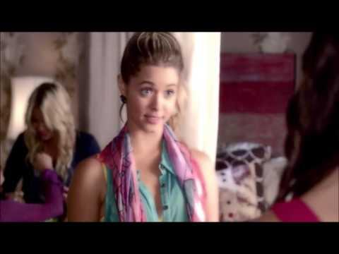 Pretty Little Liars 3x11 - Spencer & CeCe Talk & Alison Flashback