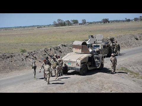 Σε απόσταση 60 χιλιομέτρων από τη Μοσούλη ο ιρακινός στρατός