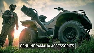 9. 2018 Yamaha Kodiak: Ride with Confidence