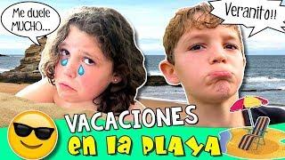 Pasamos unos dias en la playa en familia y a Daniela le pica una avispa. Por fin llegamos a nuestra casa de Málaga***SUSCRÍBETE GRATIS aquí  http://goo.gl/IkkfYy  *** *** Suscríbete también al RESTO DE NUESTROS CANALES, ¡Te encantarán!:* HOY NO HAY COLE: http://www.youtube.com/ocioeducativo* AVENTURAS MÁGICAS: http://www.youtube.com/juegaconelpato* FACTORIA DE DIVERSION: http://www.youtube.com/factoriadediversion* JUEGA CON CLODETT: https://www.youtube.com/juegaconclodett * TOP TIPS & TRICKS IN 1 MINUTE: http://www.youtube.com/toptips*** SÍGUENOS EN:WEB: http://www.hoynohaycole.comFACEBOOK: http://www.facebook.com/hoynohaycoleTWITTER: http://www.twitter.com/hoynohaycoleINSTAGRAM: http://www.instagram.com/hoynohaycole @hoynohaycole, @mateo_the_boss_374, @bossatronio_hugo, @ladypecas