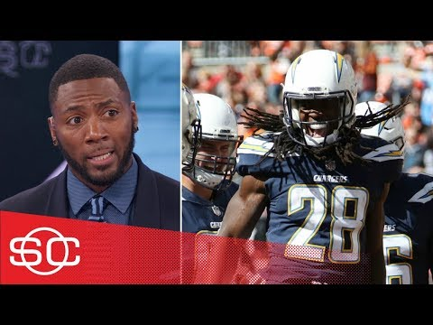 Melvin Gordon Should Be Considered As One Of The Top Running Backs - Ryan Clark | SportsCenter