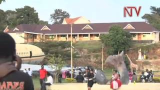 Entebbe Uganda  city images : A Holiday Destination: Entebbe Town